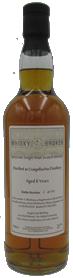 70cl, 8yo Distilled at Craigellachie Distillery 1