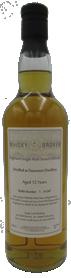 70cl, 12yo Distilled at Deanston Distillery