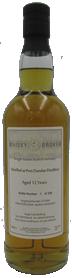 70cl, 12yo Distilled at Port Dundas Distillery
