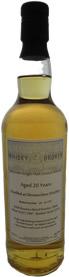 70cl, 20yo Distilled at Glentauchers