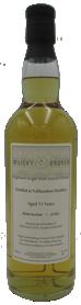 70cl, 11yo Distilled at Tullibardine Distillery