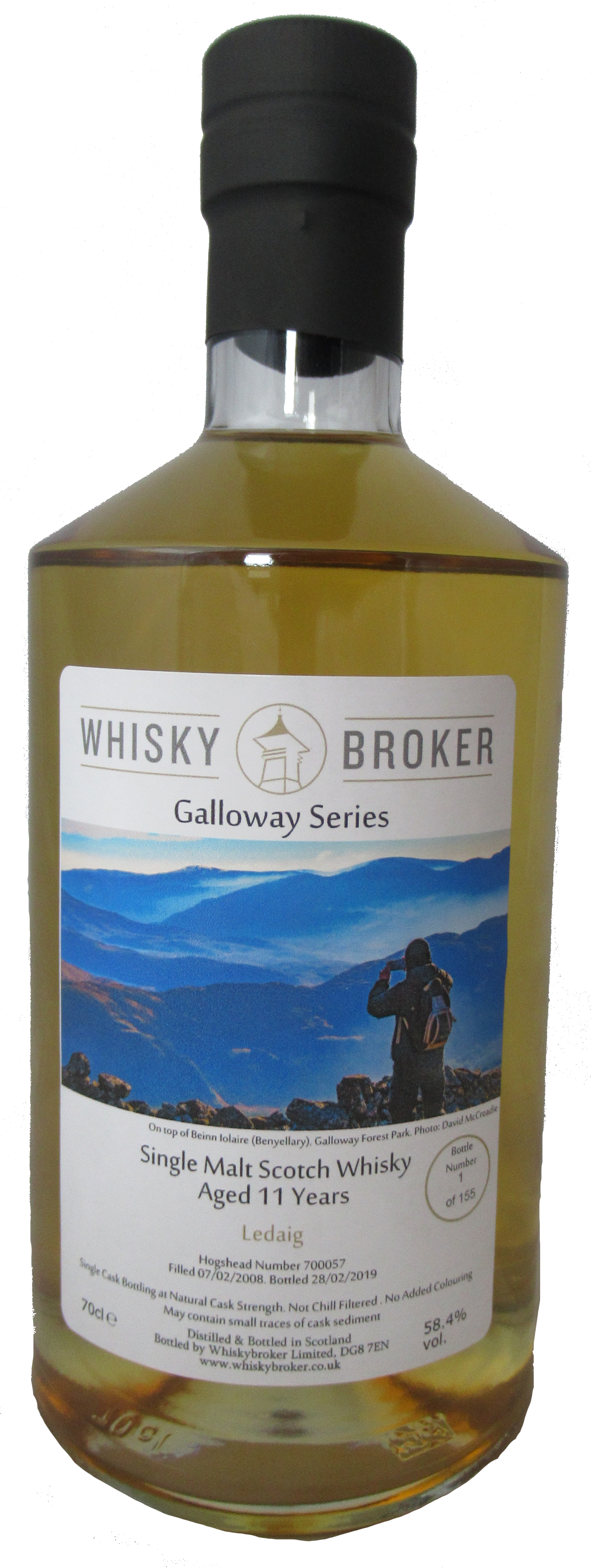 70cl, 11yo Ledaig  Single Malt Scotch Whisky
