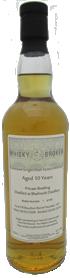 70cl, 10yo Distilled at Bladnoch Distillery
